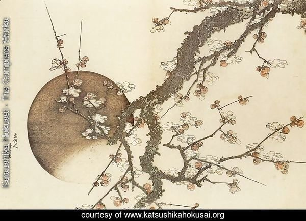 Plum Blossom and the Moon